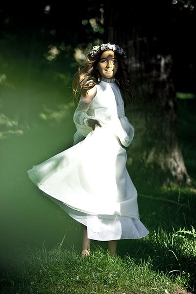 Clara swirl